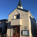 冨貴島教会(市川東教会)